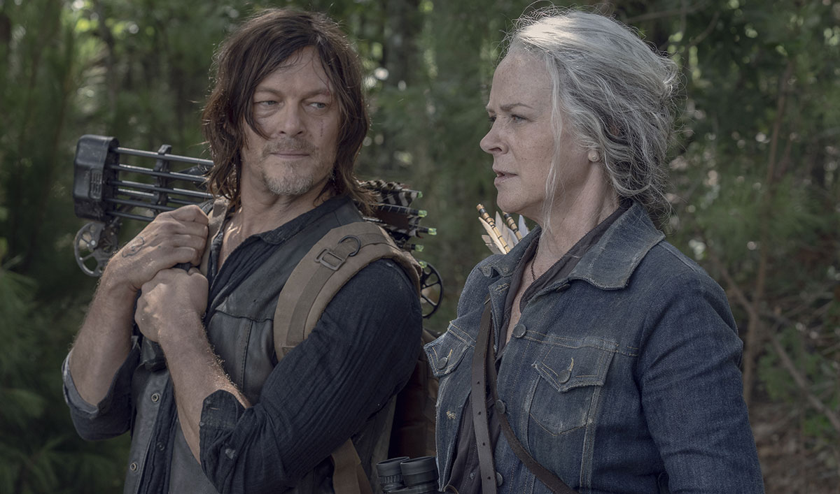 From Carol and Daryl to Strand and Madison, The Walking Dead Universe's Best Duos