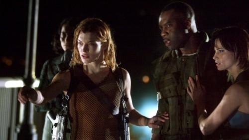 13 de Junho | Resident Evil 2: Apocalipse
