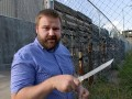 Creator of the Walking Dead comics Robert Kirkman takes you on a tour of the Season 4 set.  The Walking Dead premieres Oct. 13 at 9/8c.