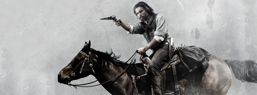 Hell on Wheels, Facebook Timeline, AMC