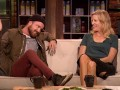 Anna Gunn and Aaron Paul talk stunts with Chris Hardwick.