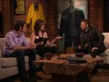 Guests RJ Mitte and Betsy Brandt discuss Breaking Bad Episode 512, Rabid Dog with host Chris Hardwick.