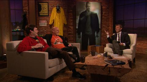 Guests Dean Norris and Bill Hader discuss Breaking Bad Episode 514, Ozymandias with host Chris Hardwick.