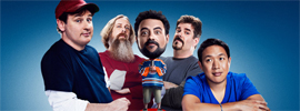 Comic Book Men, Facebook Timeline, AMC
