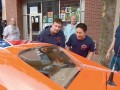 A customer offers to take the Comic Book Men for a ride in his car -- the General Lee from the Dukes of Hazzard.