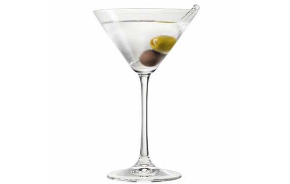 Mad men dirty martini amc for Cocktail martini
