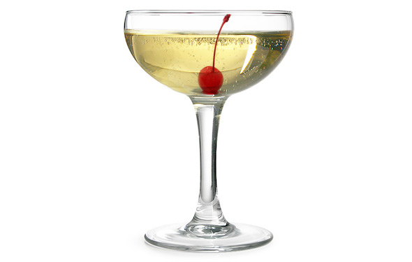 Mad Men French 75 Amc