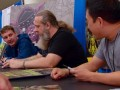 The Comic Book Men visit the Baltimore Comic-Con to promote their new graphic novel Cryptozoic Man.