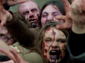 Hungry zombies infest a sidewalk grate and shock New Yorkers on hidden camera.
