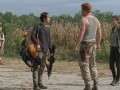 Michonne and Carl get closer while Glenn and Tara struggle with a new group of survivors.