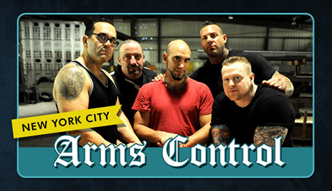 New York City Arms Control