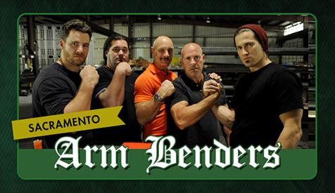 Sacramento Arm Bender