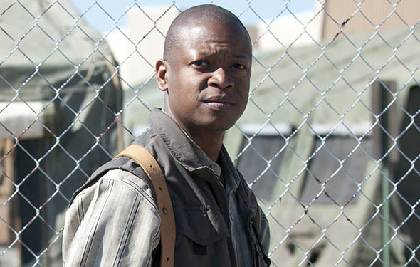 TWD-S4-Lawrence-Gilliard-Interview-590