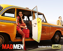 Mad Men, AMC, Where the Truth Lies