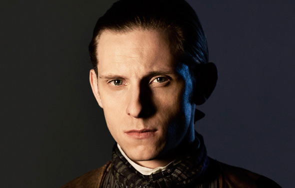 Jamie Bell as Abraham Woodhull