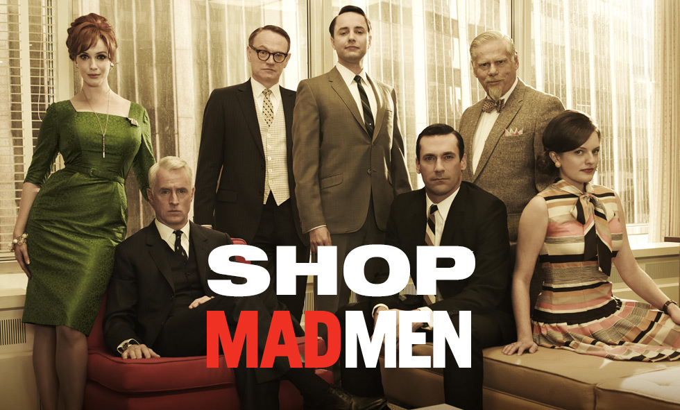 Shop Mad Men