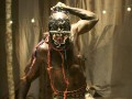 Freakshow's Creature shows off his body modifications and discusses his role at the Freakshow.