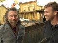 Join Anson Mount and key crew members on a tour of Cheyenne, the new set for Season 4 of Hell on Wheels.