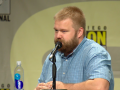 Robert Kirkman explains the dark mindset he must get into in order to write the comics.