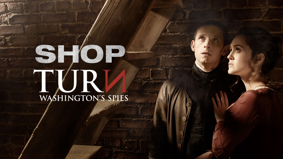 Shop TURN: Washington's Spies