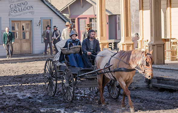 Hell on Wheels Episode 403 Photos