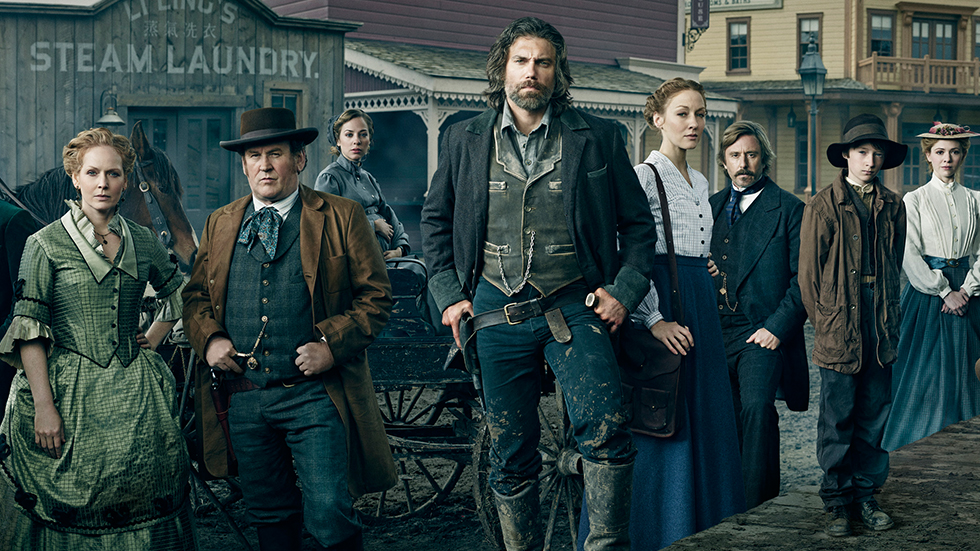 Hell On Wheels Cast Season 4