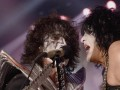 The LA KISS team gets the VIP treatment at KISS's show at the Los Angeles Forum.