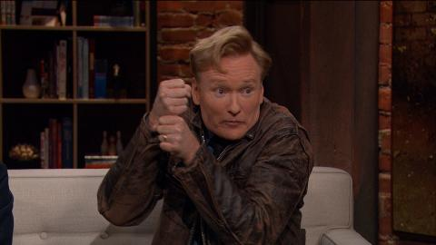 Conan O'Brien, Scott Gimple, and Greg Nicotero answer fan questions.