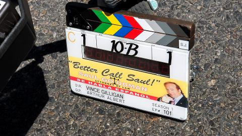 Take a look at the first day on the set of Better Call Saul, and don't miss the two night premiere on February 8th and 9th at 10/9c. Only on AMC.