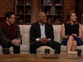 Lauren Cohan, Seth Gilliam, and Robin Lord Taylor answer fan questions.