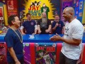 Ming goes up against Run-D.M.C. co-founder Darryl McDaniels in a rap battle.