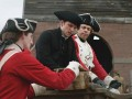 Abe arrives in New York, while Major André enlists the help of Peggy Shippen to reach Benedict Arnold.