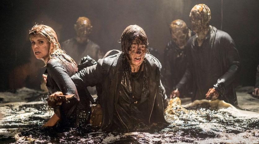 Confirmada la fecha de estreno de la cuarta temporada de Fear The ...