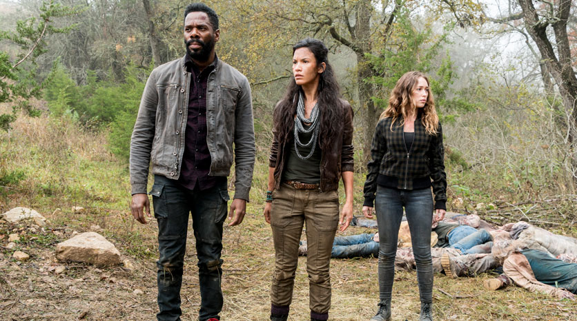 La temporada 4 de Fear the Walking Dead dará un salto temporal | AMC ...