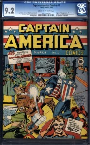 Capitan América N1