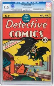 Detective Comics N1
