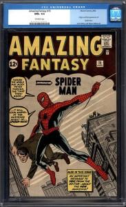 Spiderman N1