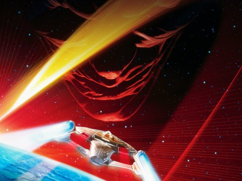 Star Trek Insurrection cortada