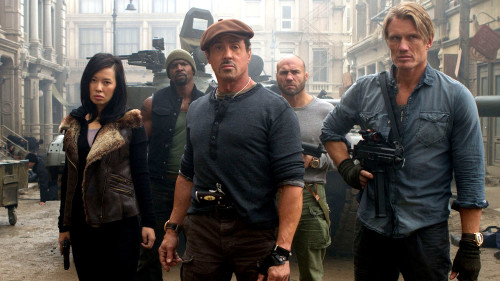 Expendables 2 B