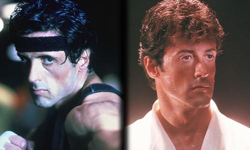 Rocky III VS IV