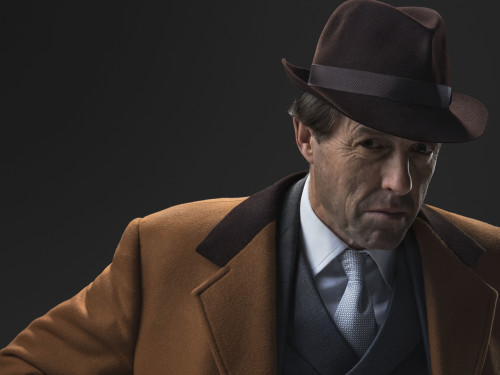 A VERY ENGLISH SCANDAL - MINI-SERIES