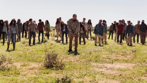 FTWD S2B_First Look Walkers