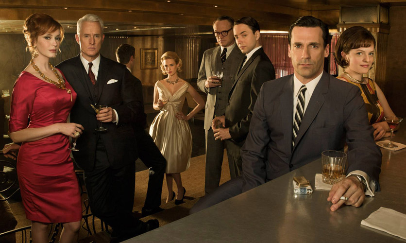 Estreia de Mad Men no AMC