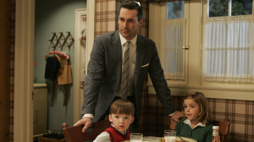 Mad Men fathers day
