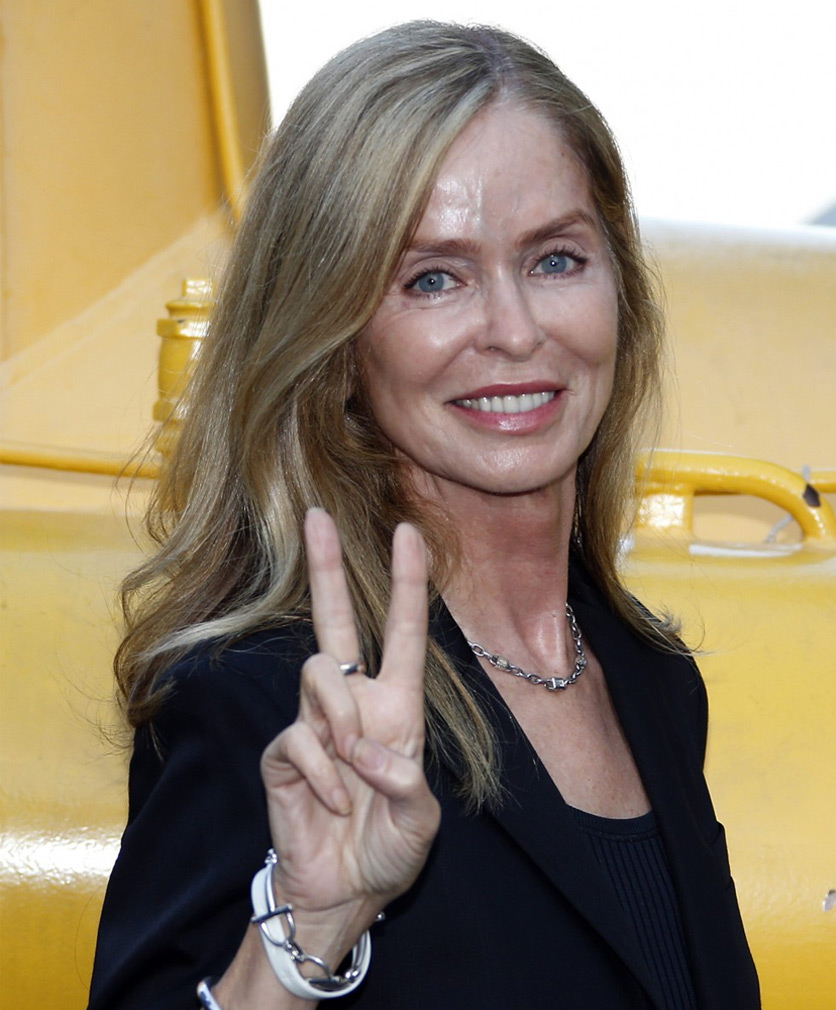 barbara bach bond girl now