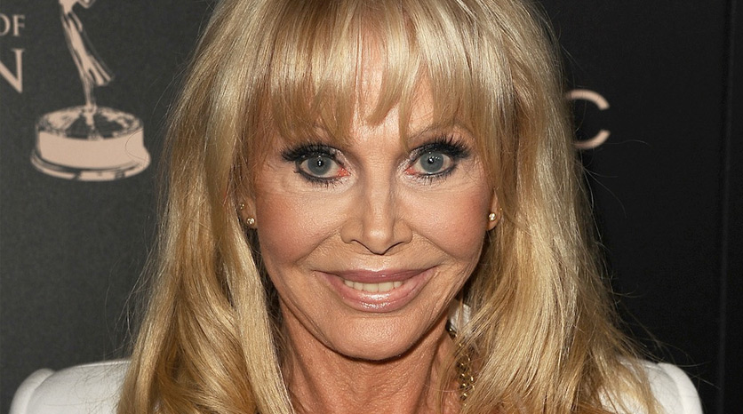 britt ekland bond girl now