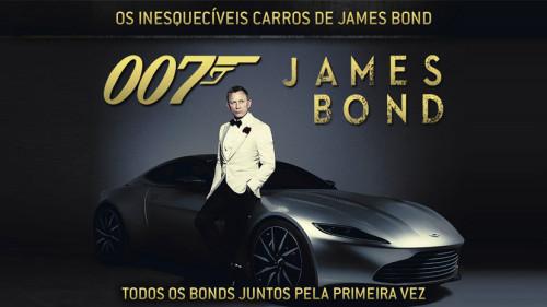 infografia os inesqueciveis carros james bond 007 amc