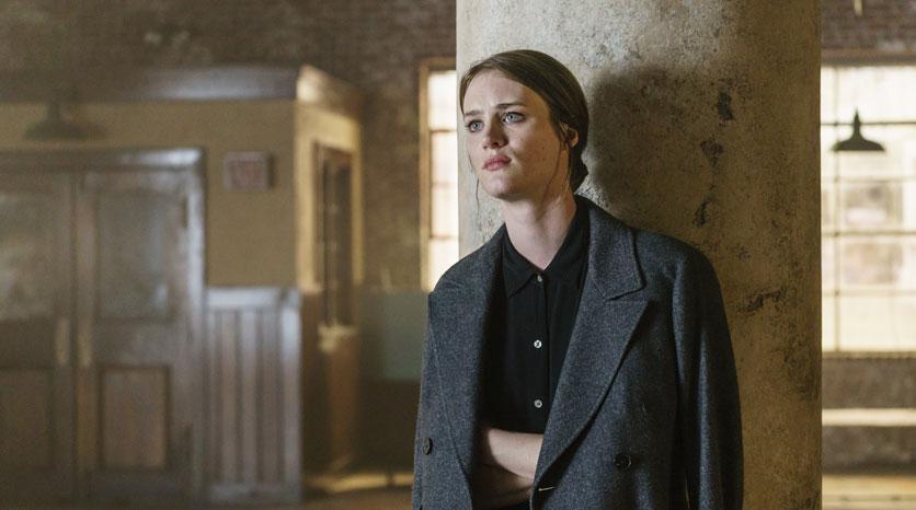 Cameron Howe (Mackenzie Davis) no Episódio 10 Foto de Tina Rowden/AMC