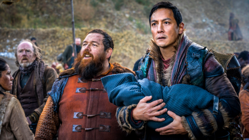 Into the Badlands 3 - 1 - Imagem Corpo