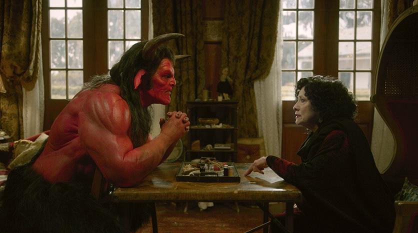 Satan Preacher - AMC